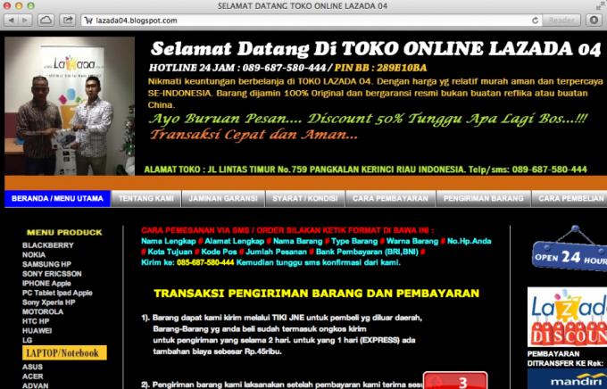 Penipuan Online Di Indonesia Dan Cara Melaporkannya