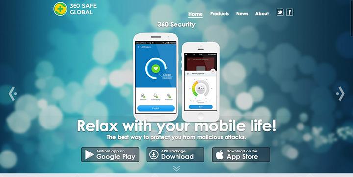 360 Security: pusat kendali smartphone dalam satu aplikasi