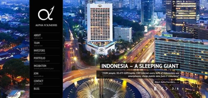 Perusahaan VC asal Bangkok Alpha Founders masuk ke Indonesia