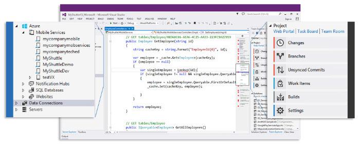 Microsoft umumkan Visual Studio 2015 dan open source  NET